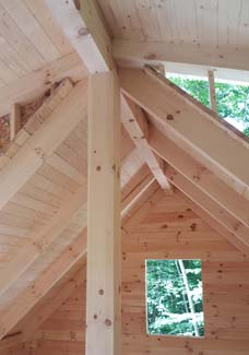 Square Rafters & Beams
